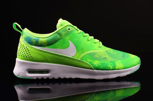 Nike Air Max Thea Print Vert Lime