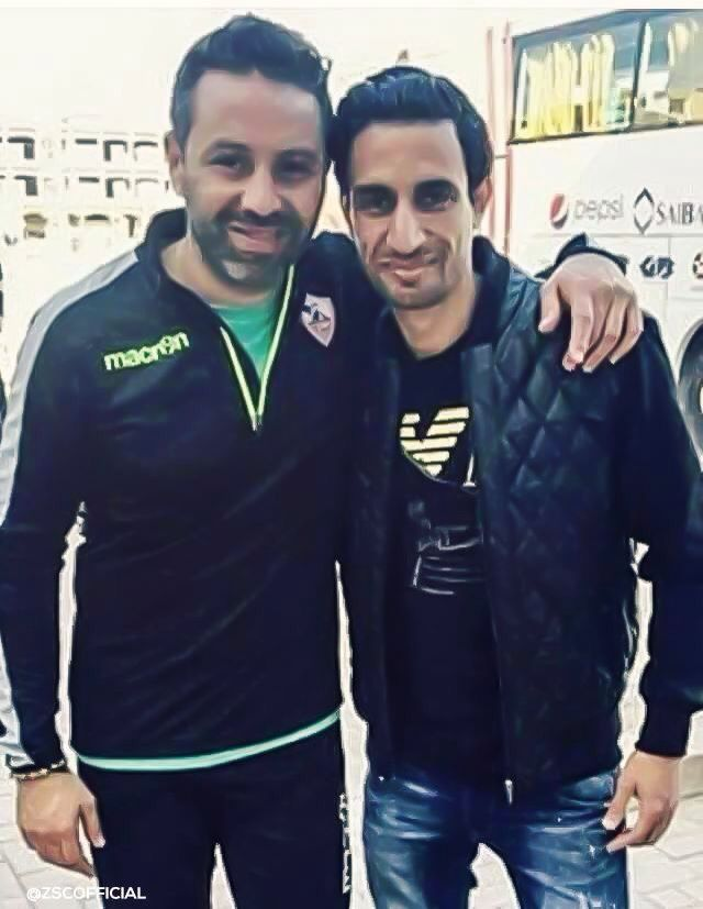 Hazem and Aymen Hefni