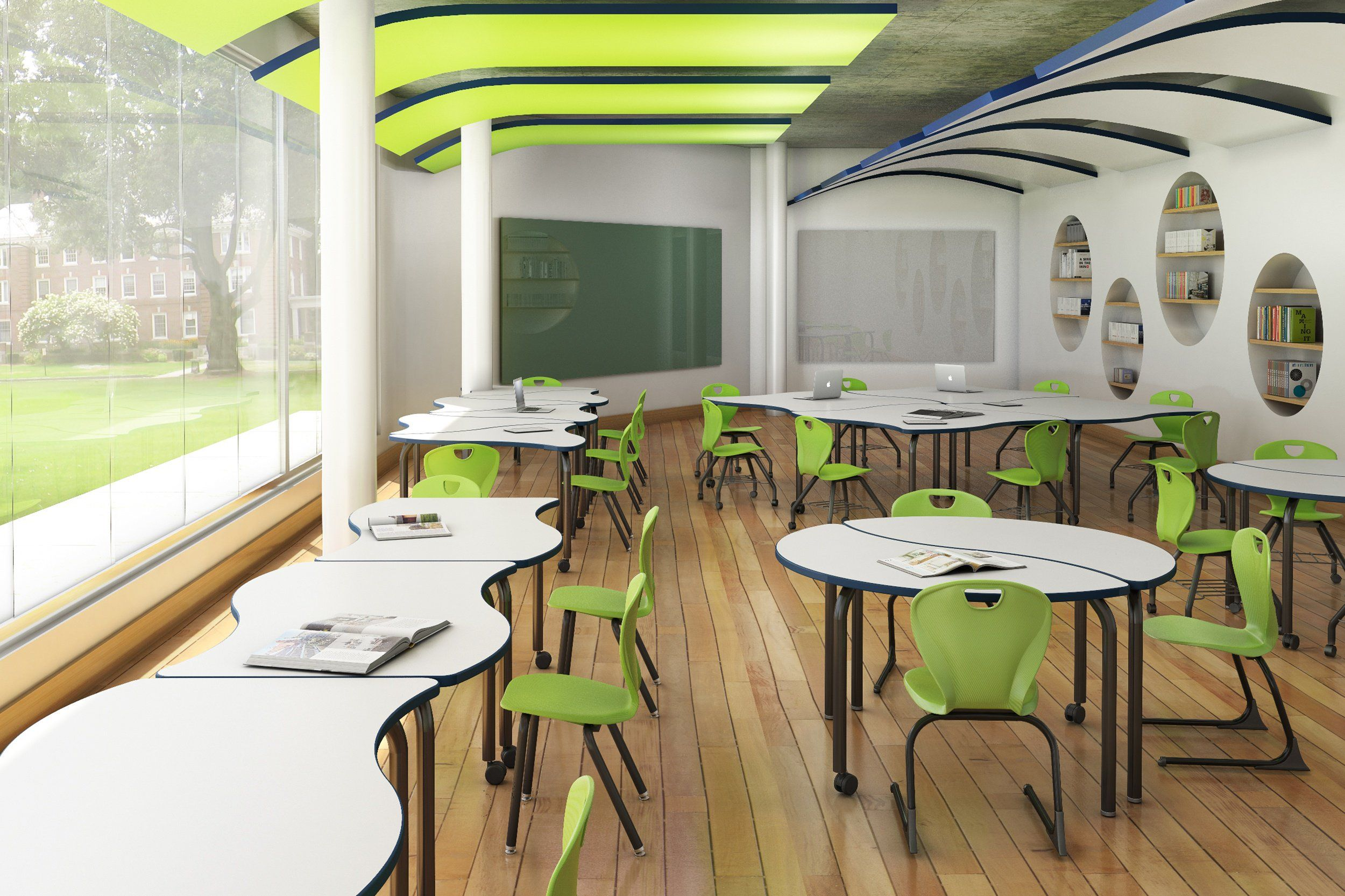 The Rise of the Generation Z Classroom   Design, Good ...