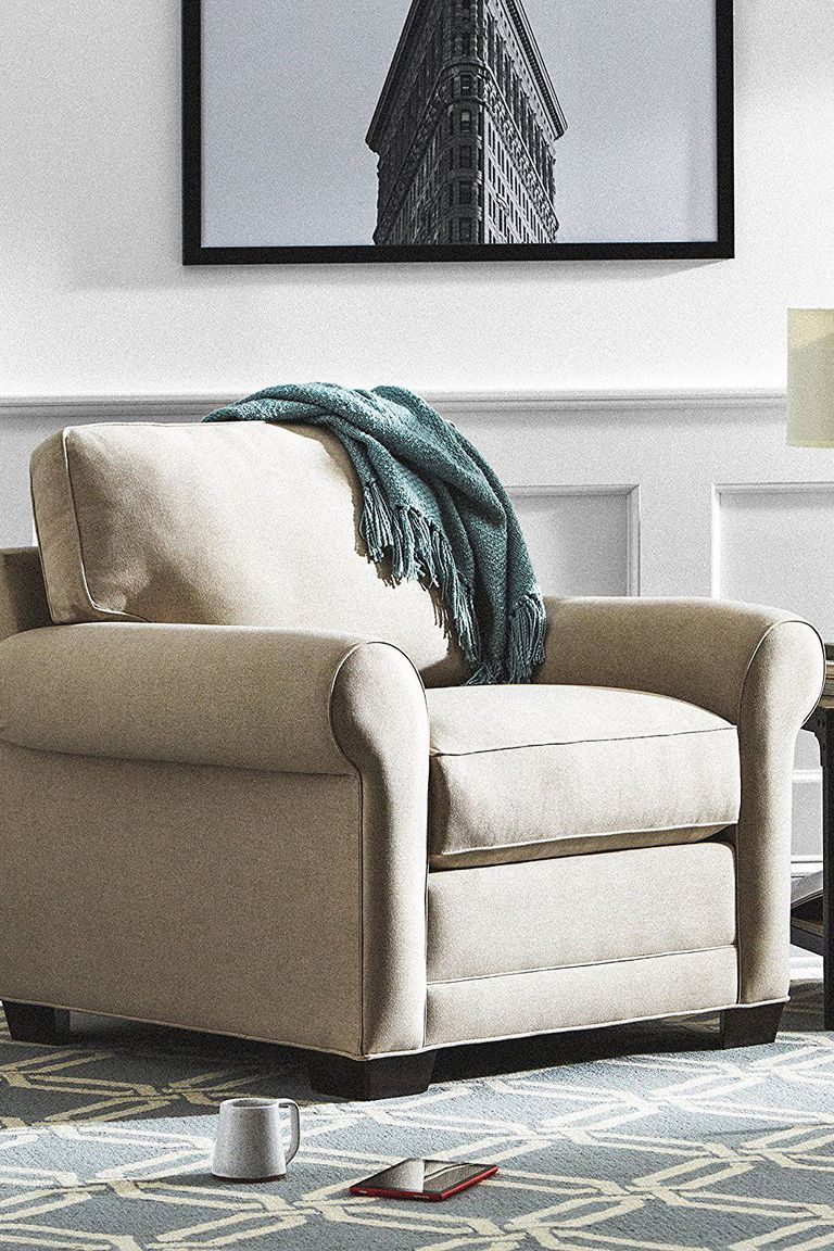 These Comfy Chairs Are As Pretty As They Are Cozy Comfy Living Room Comfy Chairs Living Room Chairs