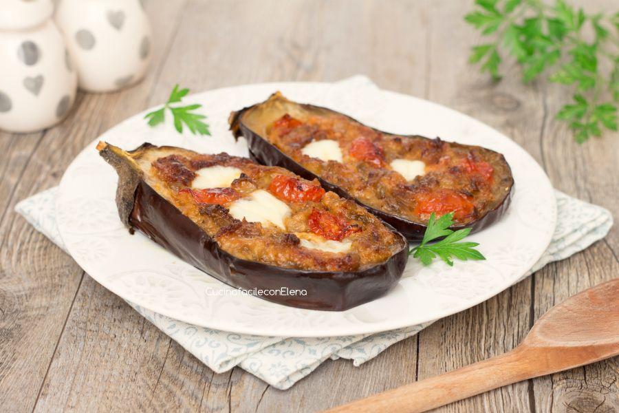 Melanzane ripiene al forno ricetta facile e saporita ricette di verdura pinterest - Porno alla finestra ...
