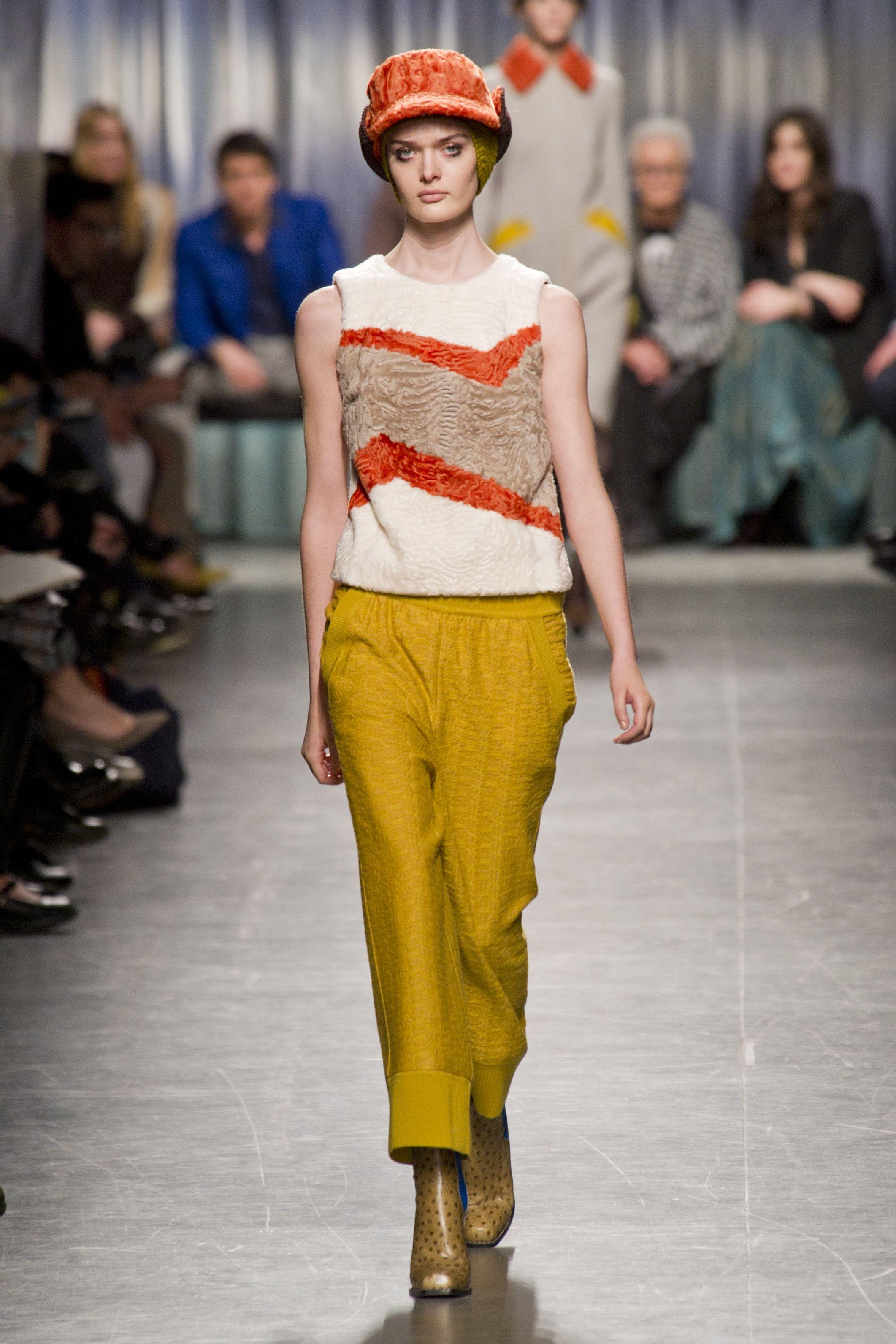 Missoni FallWinter 2014-2015 Collection – Milan Fashion Week recommend