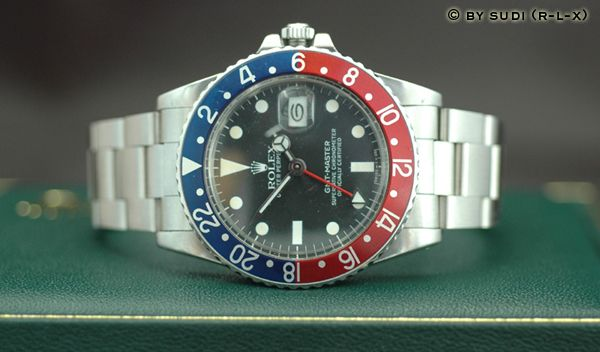 16750 or 16700 GMT Master