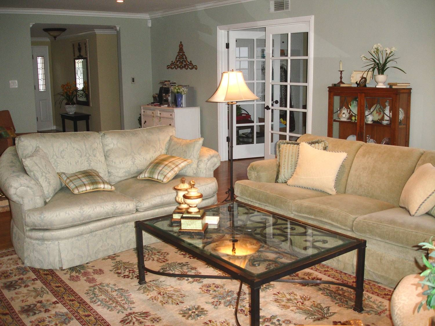 Benjamin Moore Silver Sage Paint Dining Room Colors Living Room