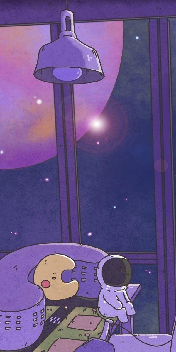 Pin by diamond on Wallpapers-Lockscreen | Kawaii wallpaper, Cute cartoon wallpapers, Cute patterns wallpaper