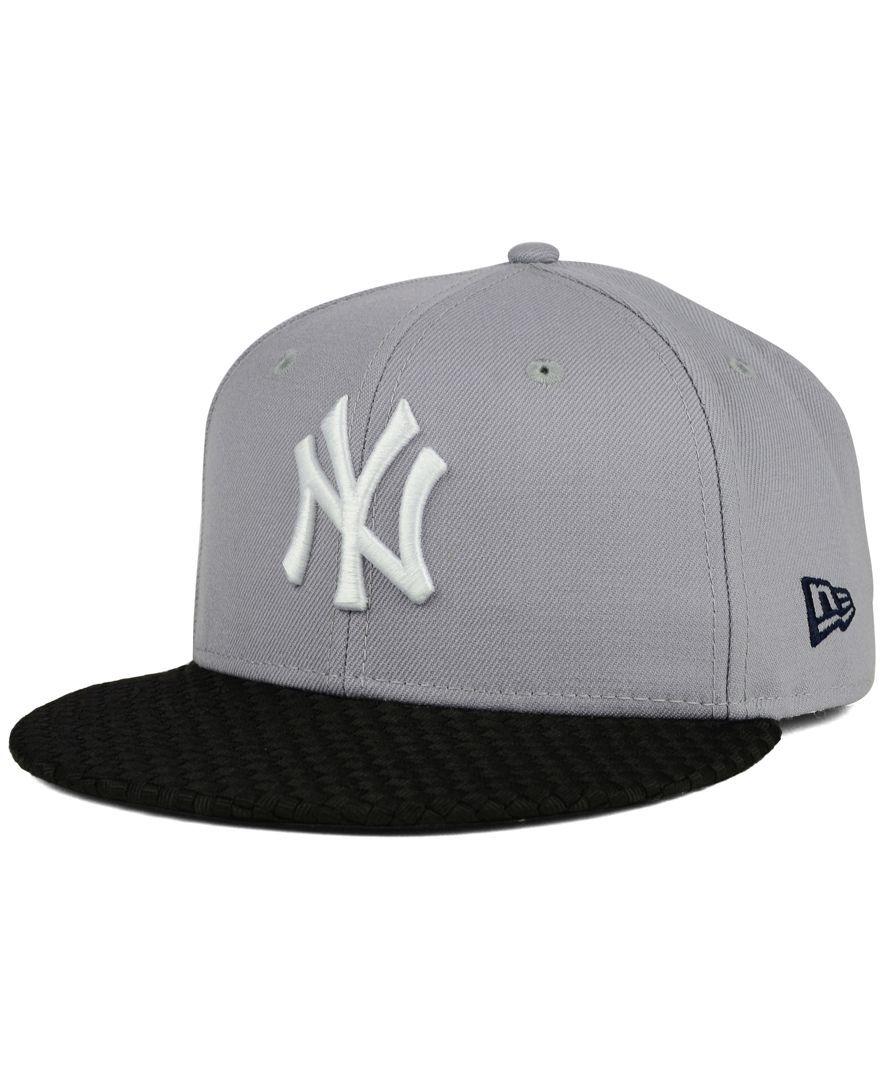 New Era New York Yankees Wovenrine 59FIFTY Cap
