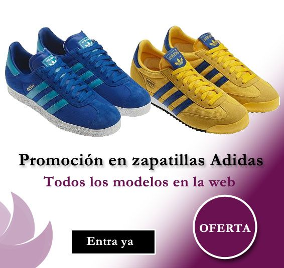 adidas outlet zapatillas