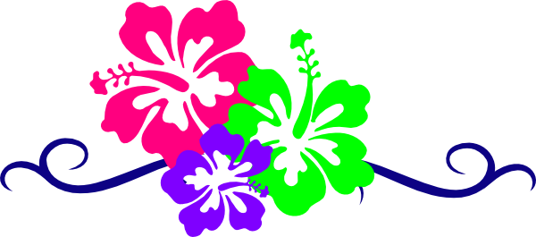 Hawaii Flower Clipart Clipart Kid Flower Clipart Clip Art Hibiscus Flowers