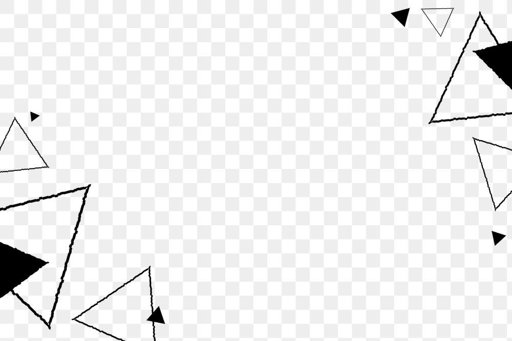 Abstract Geometric Triangles Background Design Element Free Image By Rawpixel Com Sasi Triangle Background Background Design Geometric Triangle