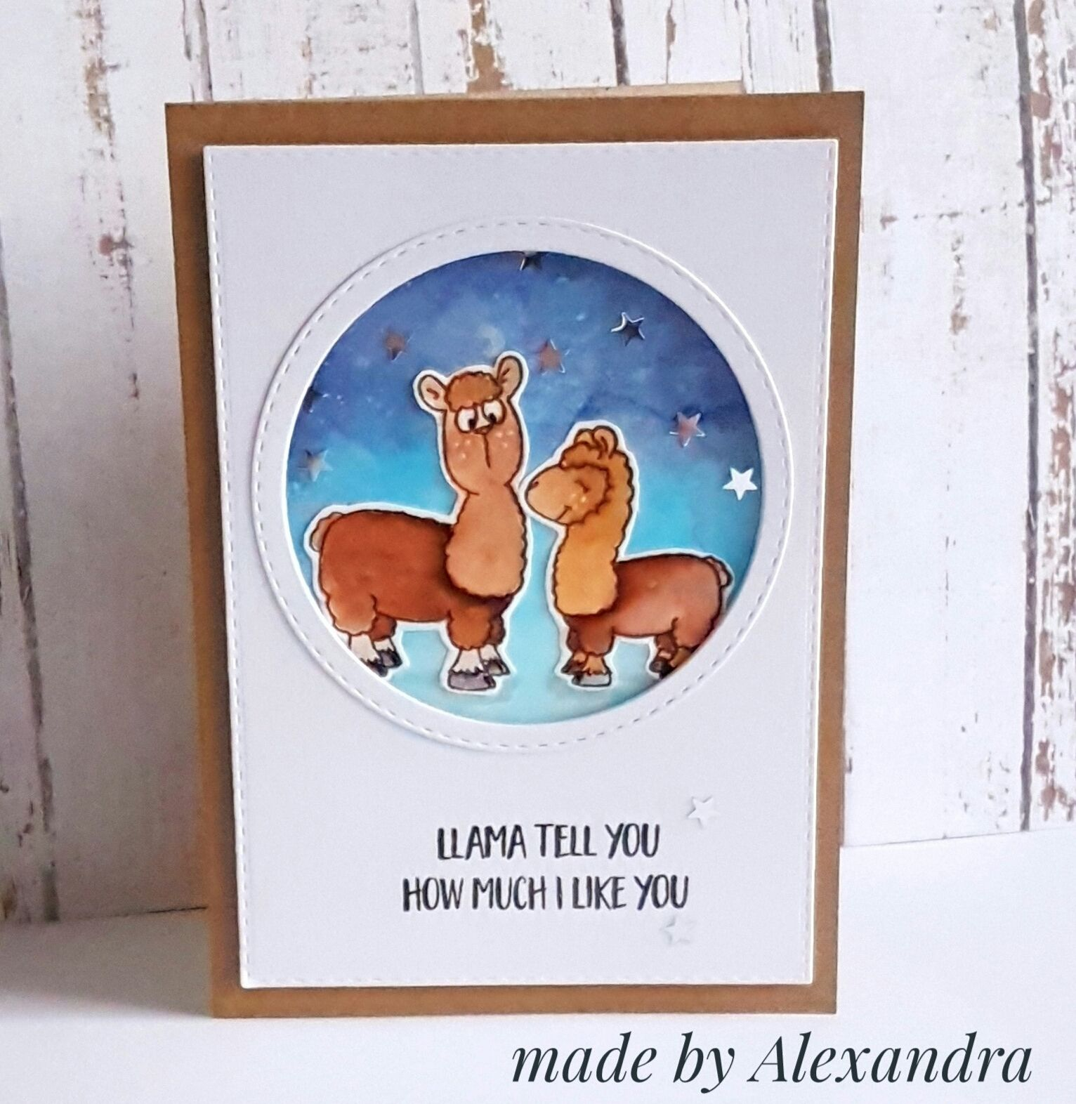 Stamps For Card Making Ideas Part - 42: Gerda Steiner - Llama Tell You Clear Stamp Set, Gerda Steiner Designs: Dies  To Die For. Find This Pin And More On Card Making Ideas ...