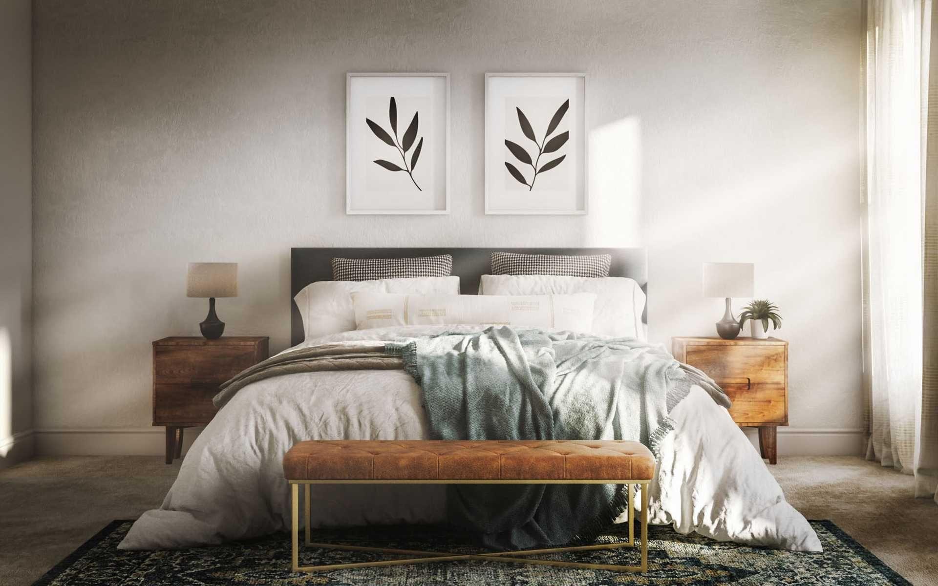 Bedroom Design By Havenly Interior Designer Robyn In 2021 Bedroom Interior Interior Design Bedroom Online Interior Design
