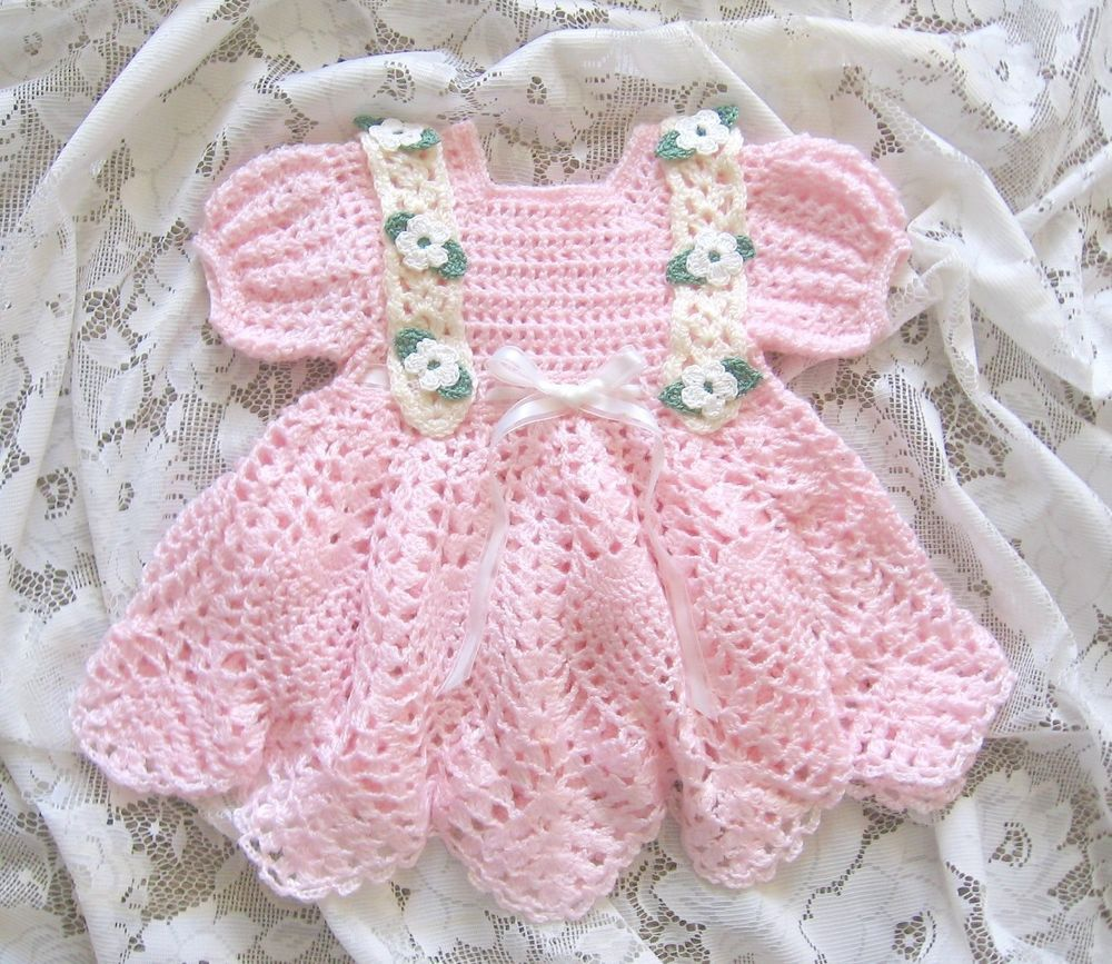 Crochet pattern for baileigh baby dress by rebecca leigh 6 crochet pattern for baileigh baby dress by rebecca leigh 6 months to 12 bankloansurffo Choice Image