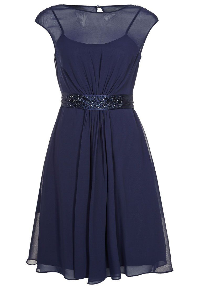 Coast - LORI - Cocktailkleid / festliches Kleid - blau ...