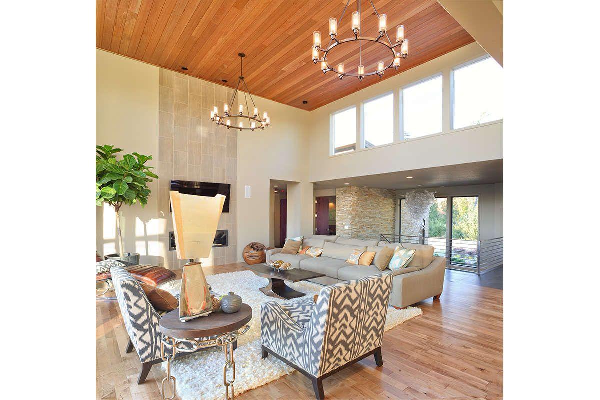 Mid Century Modern House Plan 2559