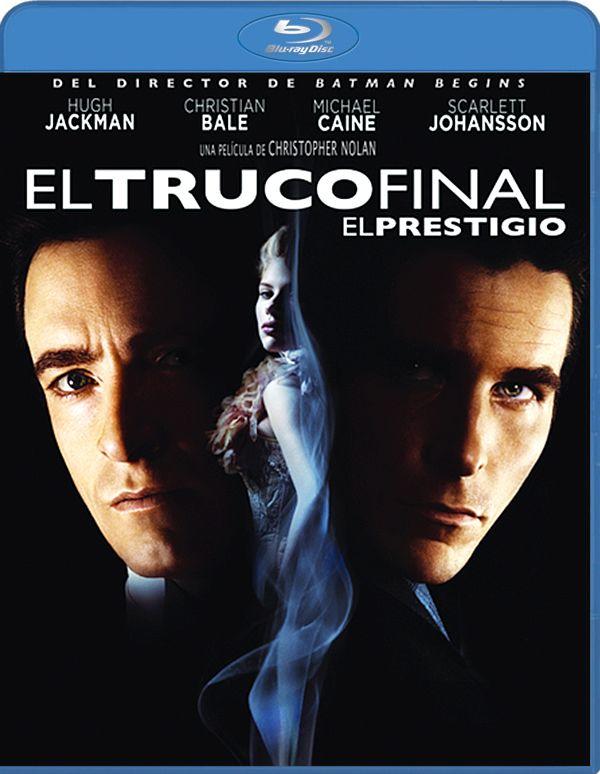 El Truco Final Video El Prestigio Una Pelicula De Christopher Nolan Signatura Cine Arq 269 Na El Truco Final Peliculas Peliculas Online Estrenos