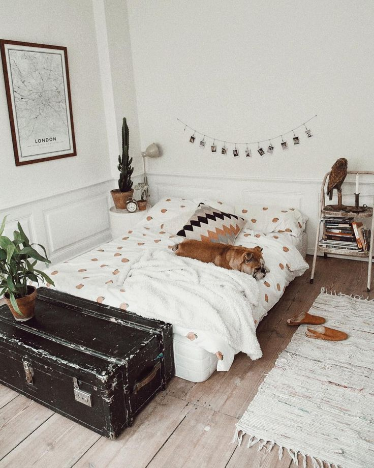 teppich im schlafzimmer schlafzimmer interiors schlafzimmer vintage schlafzimmer und. Black Bedroom Furniture Sets. Home Design Ideas