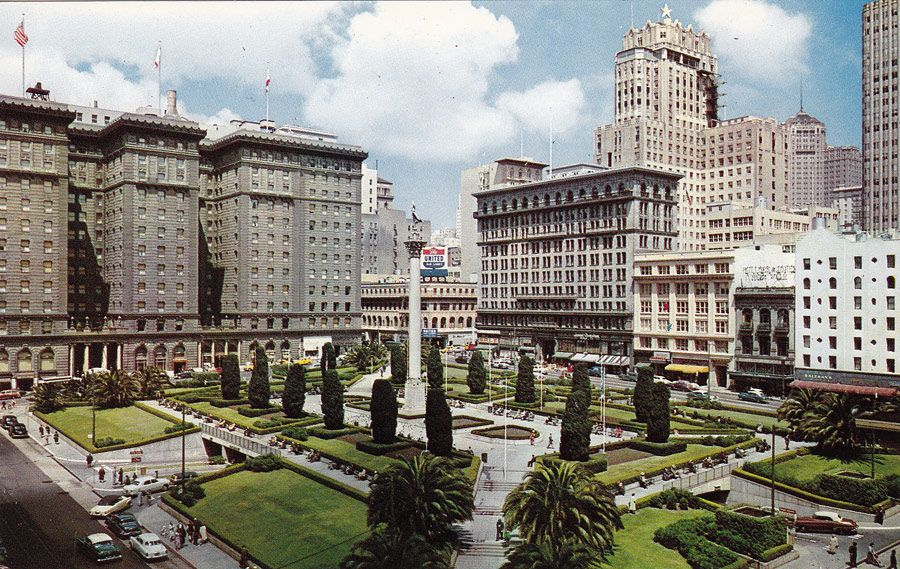 union square san francisco | union square is the heart of san francisco s bustling and stylish ...