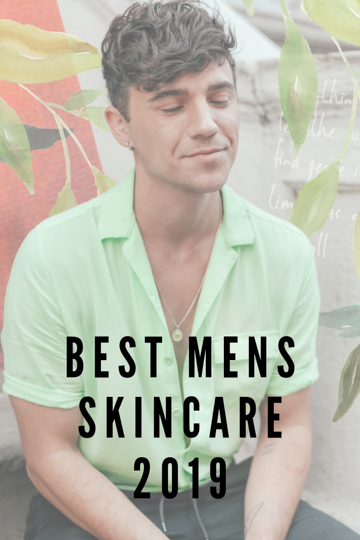 30 Of The Best Skincare Products For Men Right Now Mens Skin Care Best Skincare Products Mens Face Care