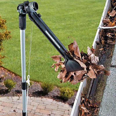 Gutter Sense Rain Gutter Cleaning Tool Gutter Cleaning Device Gutter Cleaner Gutter Cleaning Tool Cleaning Gutters Rain Gutter Cleaning