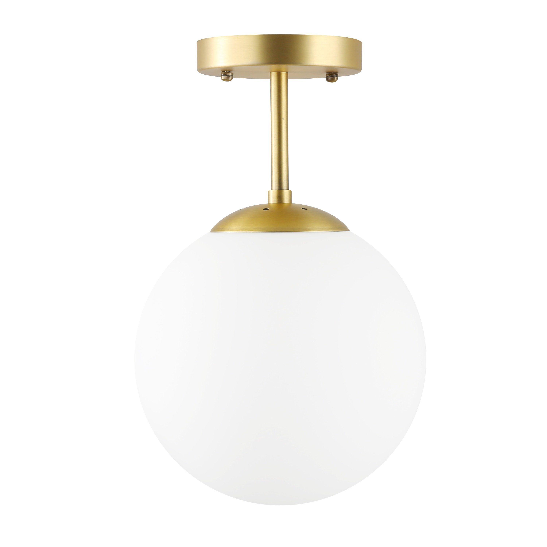 Zeno Globe Ceiling Light In 2020 Globe Ceiling Light Ceiling