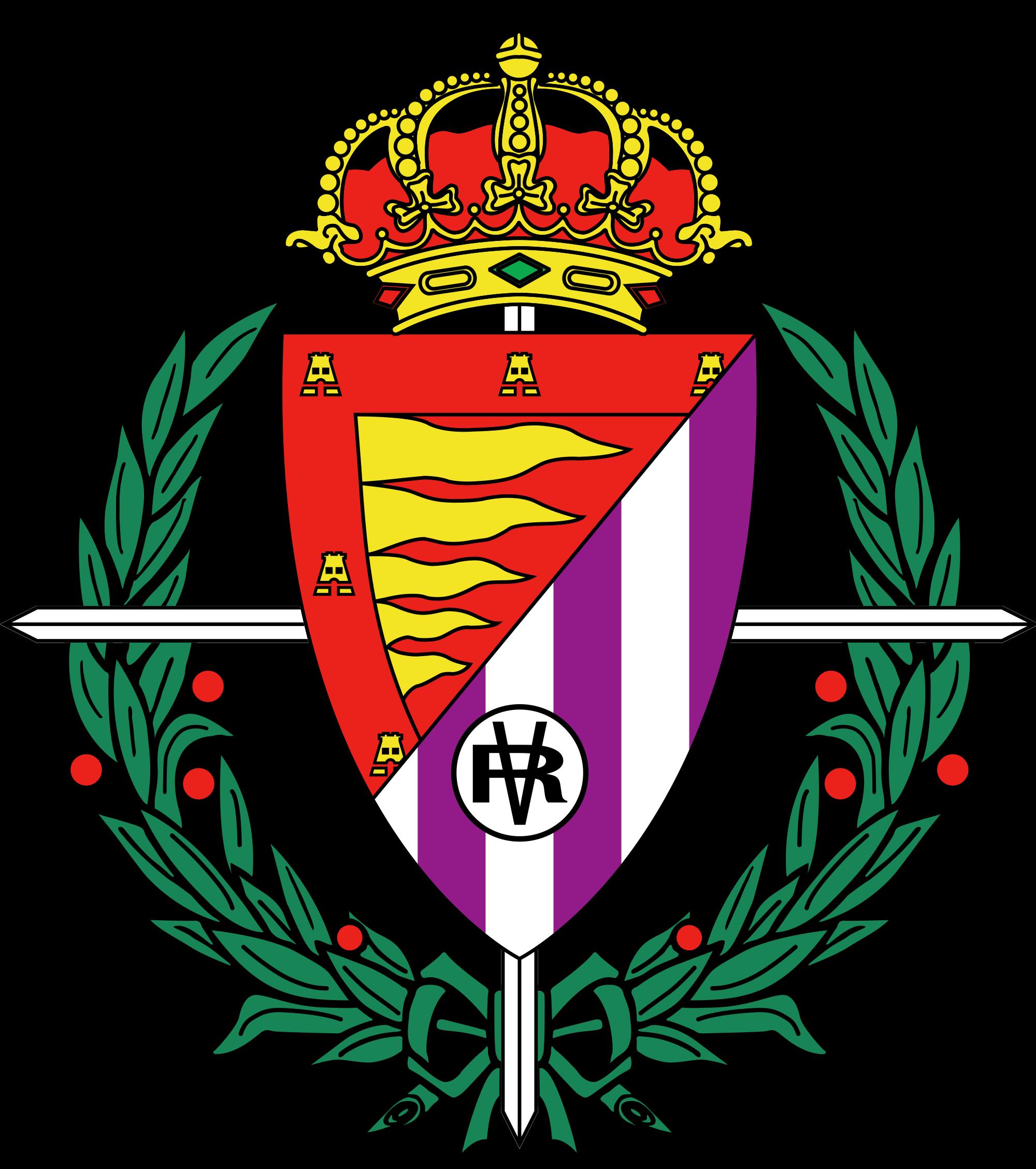 Valladolid   Clubes, Escudos de futebol, Futebol espanhol