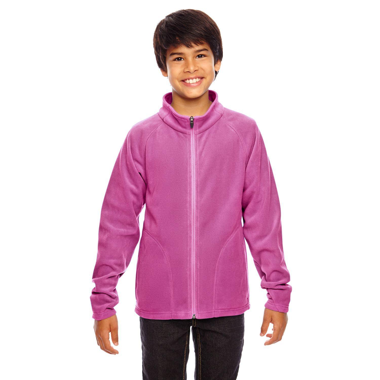 Campus Boys' Microfleece Sport Jacket