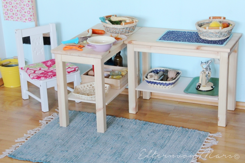 eltern vom mars warum kleinkinder k chenaufgaben so anziehend finden montessori ideas. Black Bedroom Furniture Sets. Home Design Ideas
