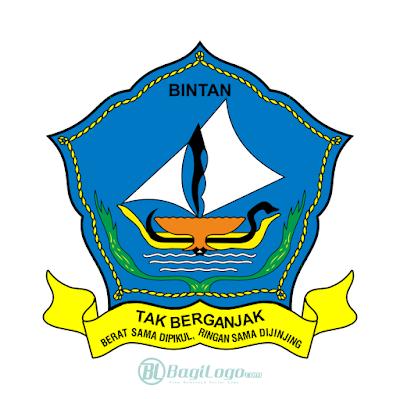 Kabupaten Bintan Logo Vector Vector Logo Logos Custom Logos