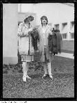 1920's fashion for a day at the races, Greenwood Raceway Toronto, 1929 | City of Toronto archives, Fonds 1266, Item 16553