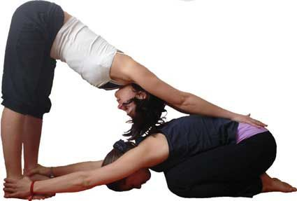 personal tuition with images  yoga workshop partner