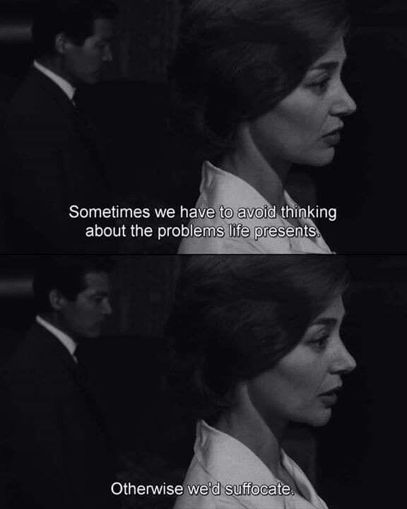 problems   Movie quotes, Cutie quote, Mood quotes
