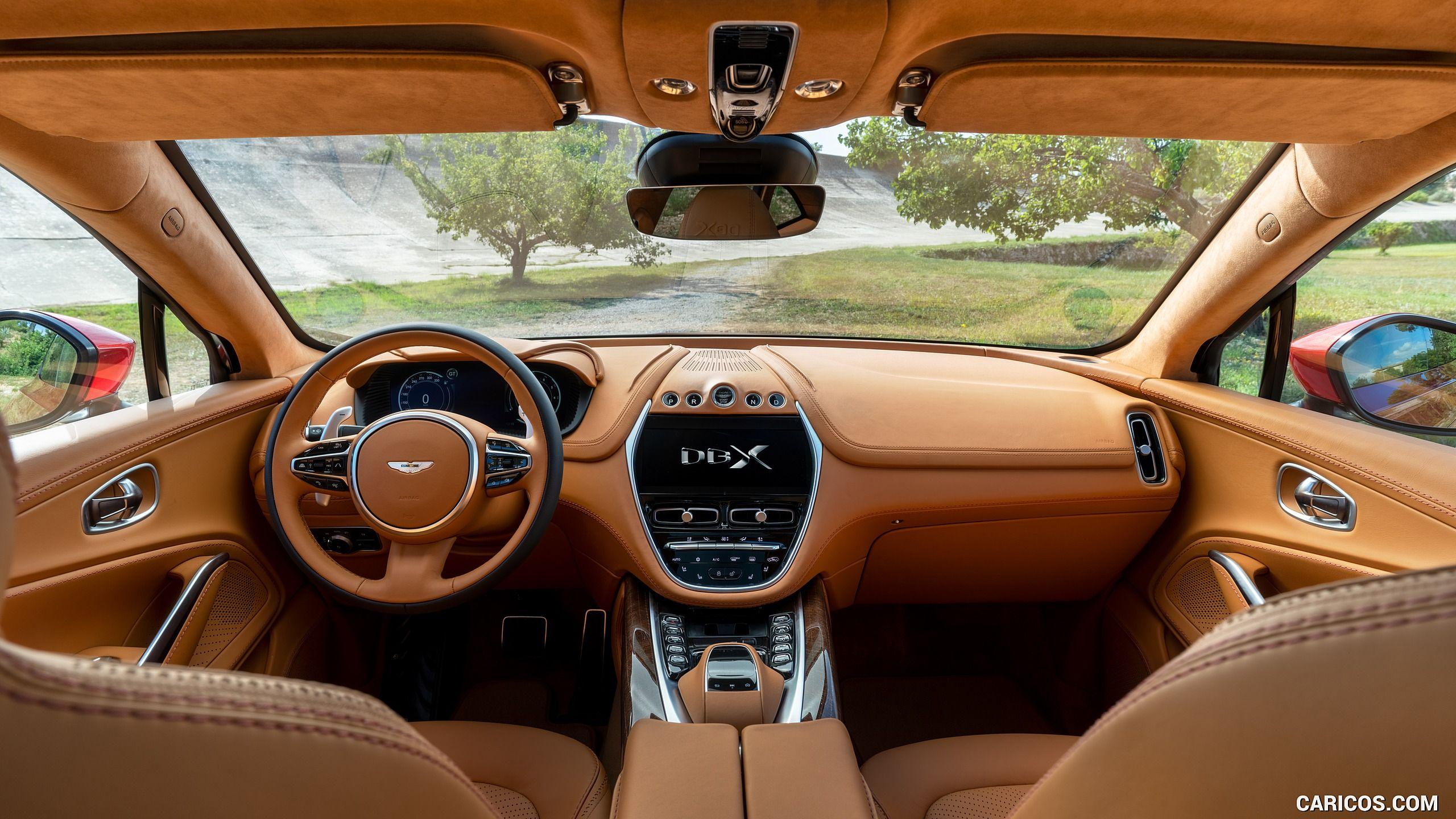 2021 Aston Martin Dbx Interior Cockpit Hd Aston Martin Interior Aston Martin Lagonda Aston Martin