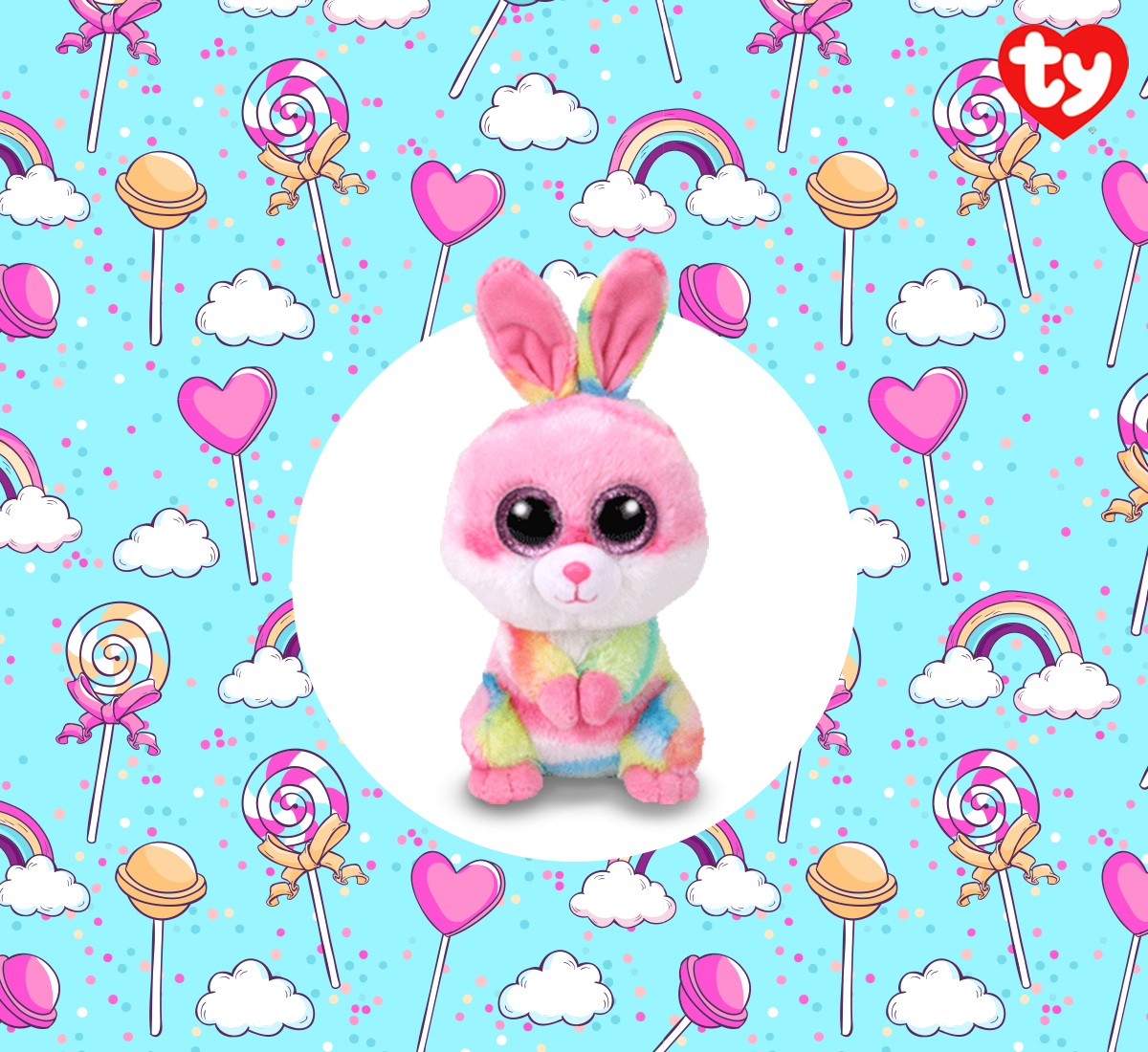 There's no bunny sweeter than Lollipop! What's your candy