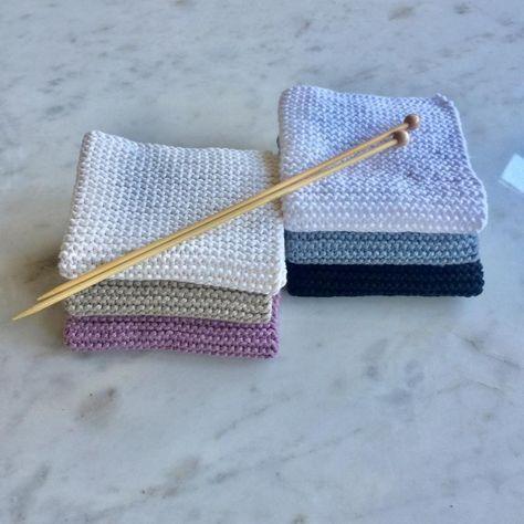 Photo of Anleitung für die tollsten Spültücher und ein Giveaway – Knitting TechniquesC…
