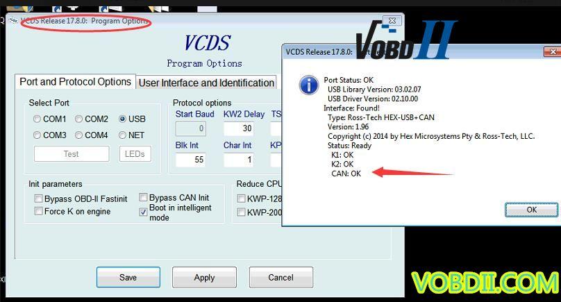 17.8.0 TÉLÉCHARGER VCDS