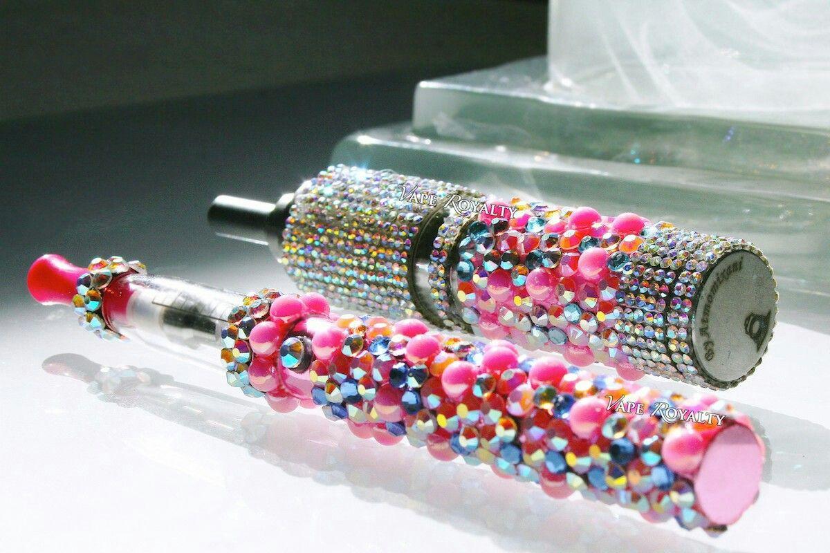 That's nice! Custom bling, Vape pens, Hookah pen
