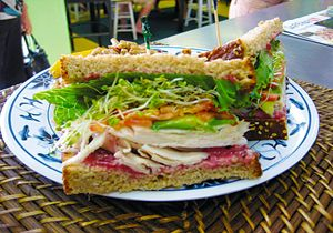 808 Deli in Kihei ~ breakfast & lunch