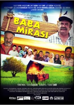 Baba Mirasi Sansursuz Tek Part Full Hd Izle Yerli Komedi Film Film Movie Posters Movies