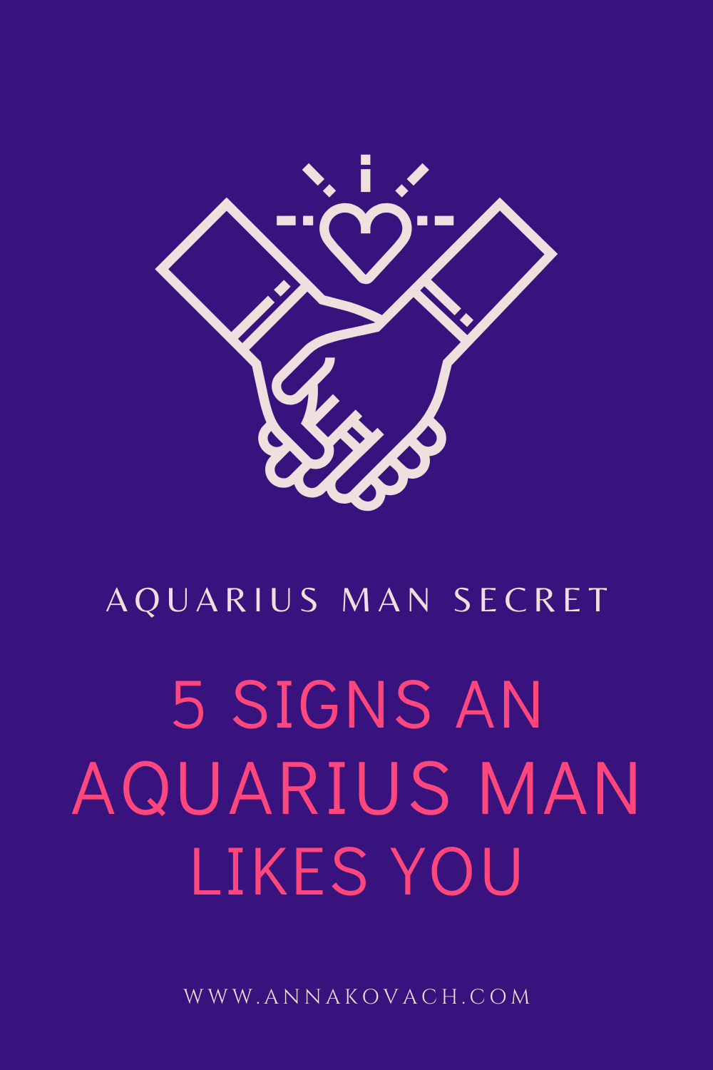 5 Signs An Aquarius Man Likes You: How to Know If Hes