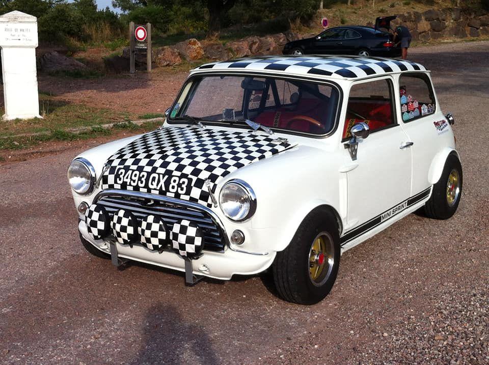 Pin By Glen W On Cars Mini Cooper Classic Classic Mini Mini