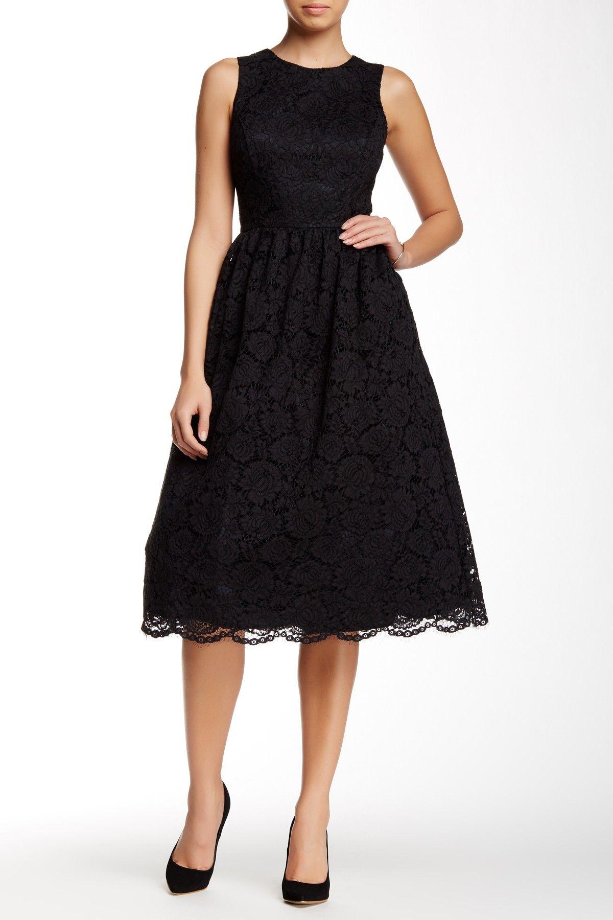165ec71e4ffe Black Lace Dress ~ Nordstrom Rack Sponsored Sponsored by Nordstrom Rack.