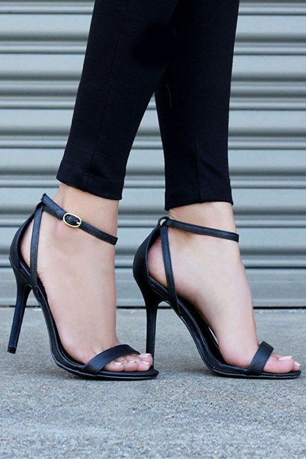 45 lovely summer shoes you will love | Talon haut, Talons
