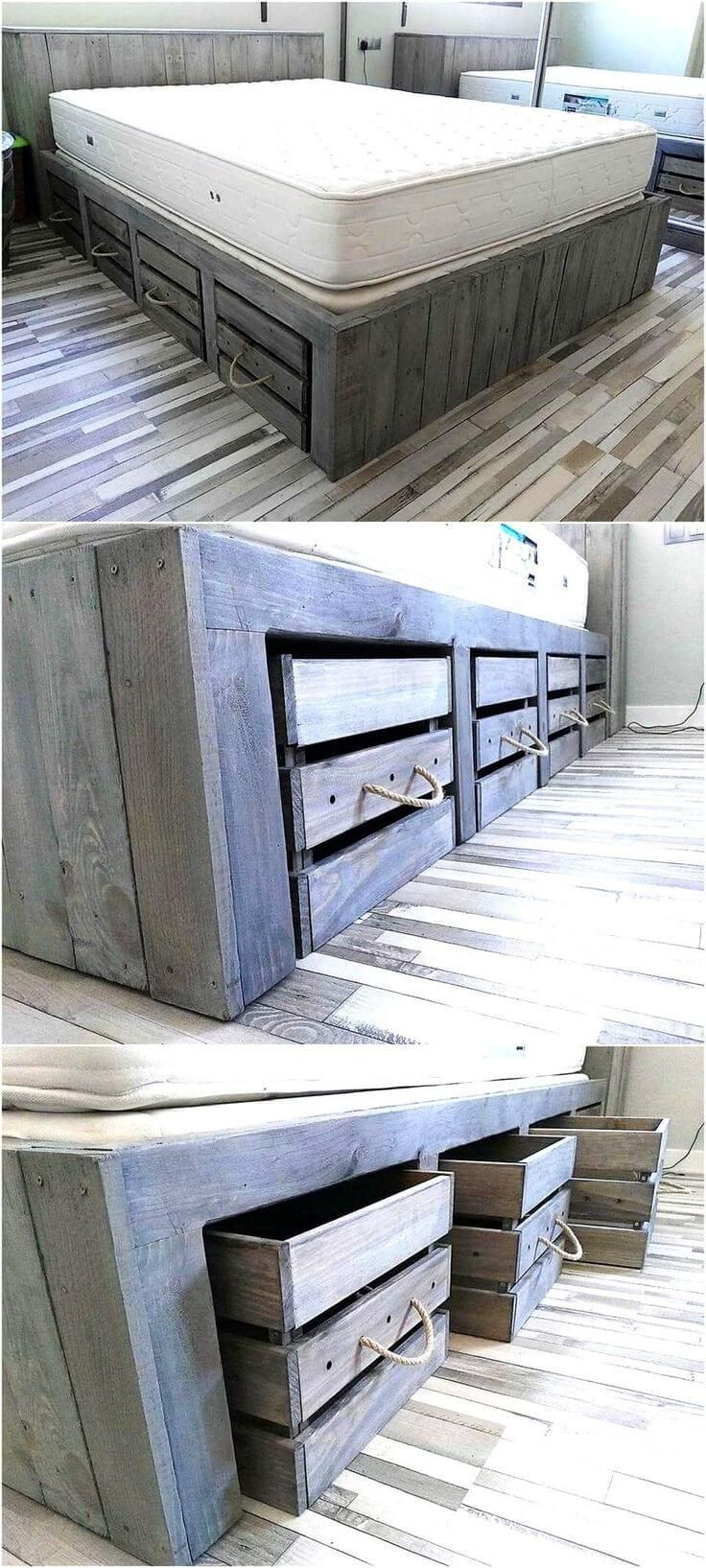 Under Bed Storage That S Easy To Reach Home Decor In