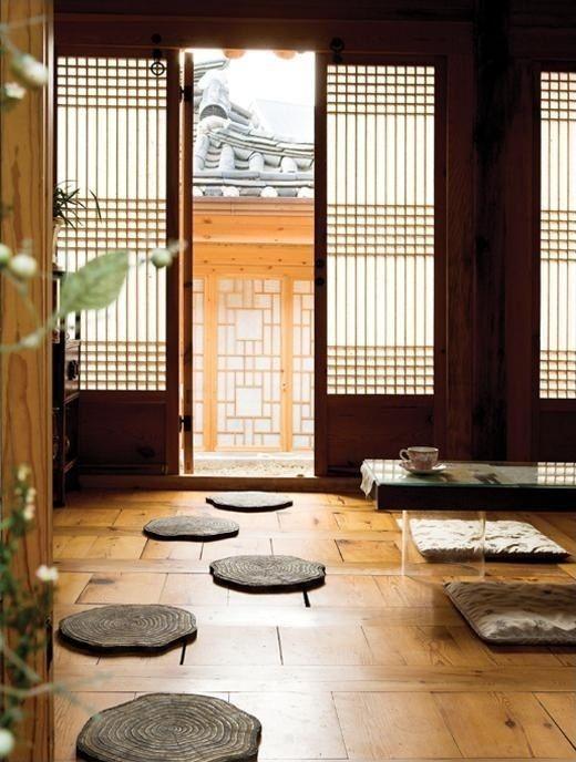 Korean traditional house