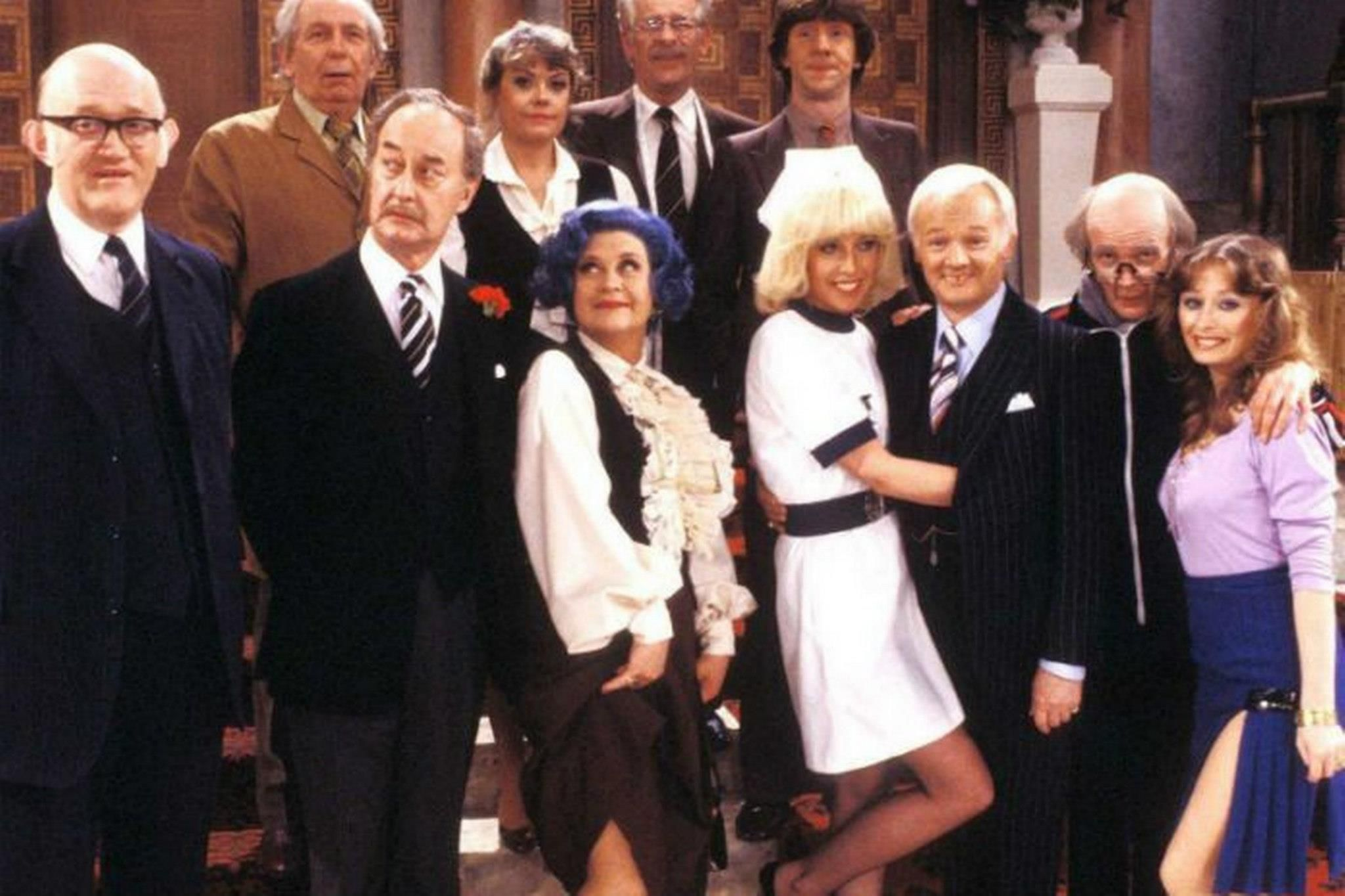 1970s tv shows are you being served british
