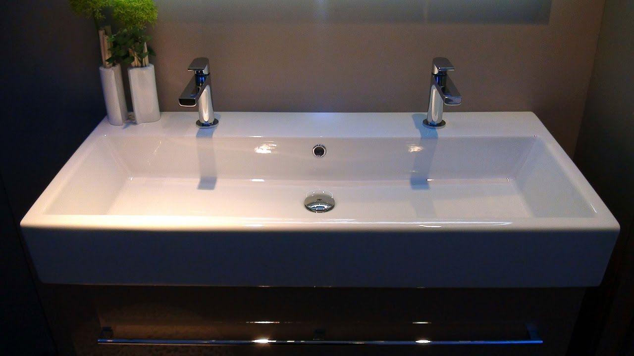 Quattro Waschtisch Samt Unterbau Spiegel Und Hochschrank Zum