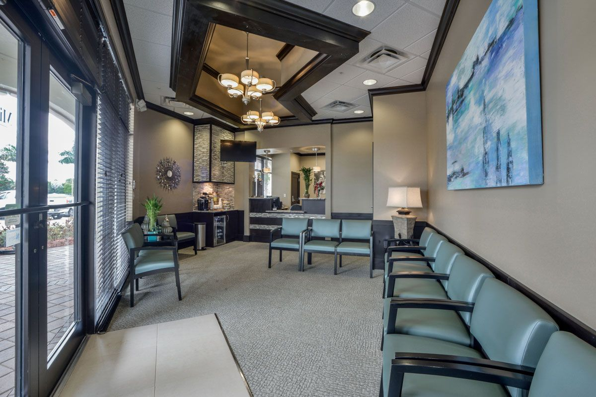 Storetech Completed The Entire Medical Build Out For This Dental Facility Including Laying Out The Entire Space To For Dentist Office Medical Projects Design