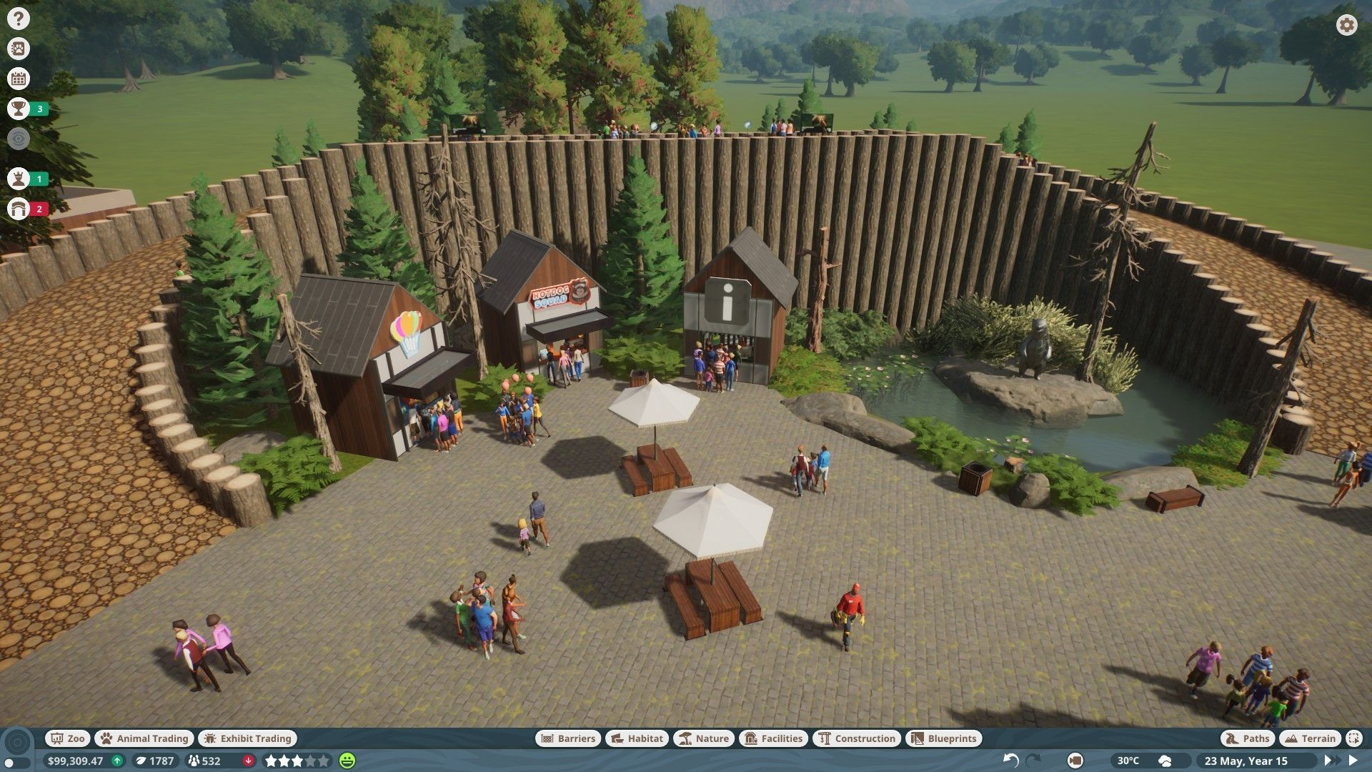 Pin By James Davies On Planet Zoo With Images Zoo Architecture
