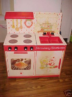 Spent Soooo Much Time Playing With This Strawberry Shortcake My Childhood Memories Toys