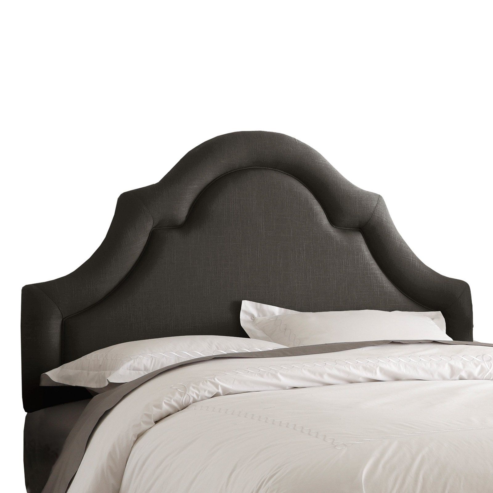 High Arch Border Upholstered Headboard Upholstered Headboard Headboard Arched Headboard